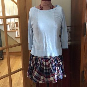 BCBG Generation skirt New size 0. AEO sweater-S